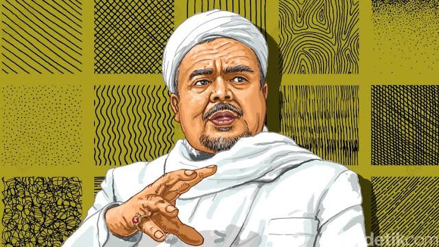 Request Habib Rizieq Jelang Aksi 212