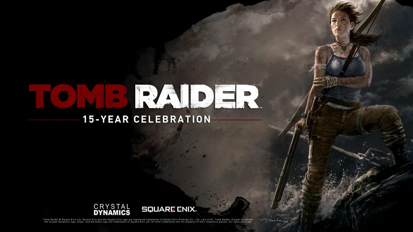 Beauty Re-Rendered: Tomb Raider Wallpaper The New Lara Croft