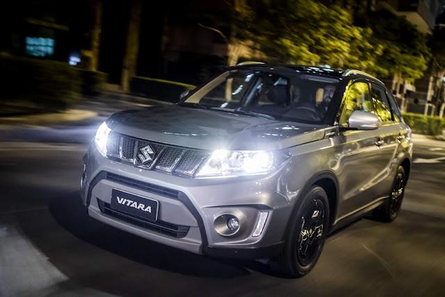 New Suzuki Vitara 2017