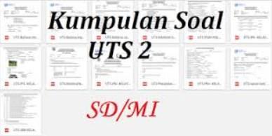 Soal UTS PKn dapat Bapak dan Ibu Guru ujicobakan pada siswa Soal UTS PKn Kelas 3 Semester 2 SD MI Dan Kunci Jawaban