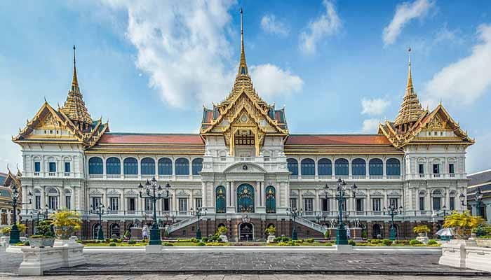 Bangunan Terkenal di Thailand