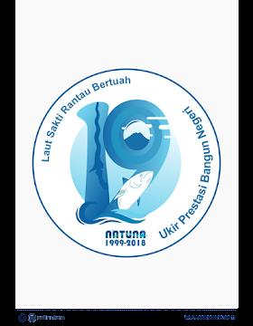 Desain Logo Hut Kabupaten Natuna