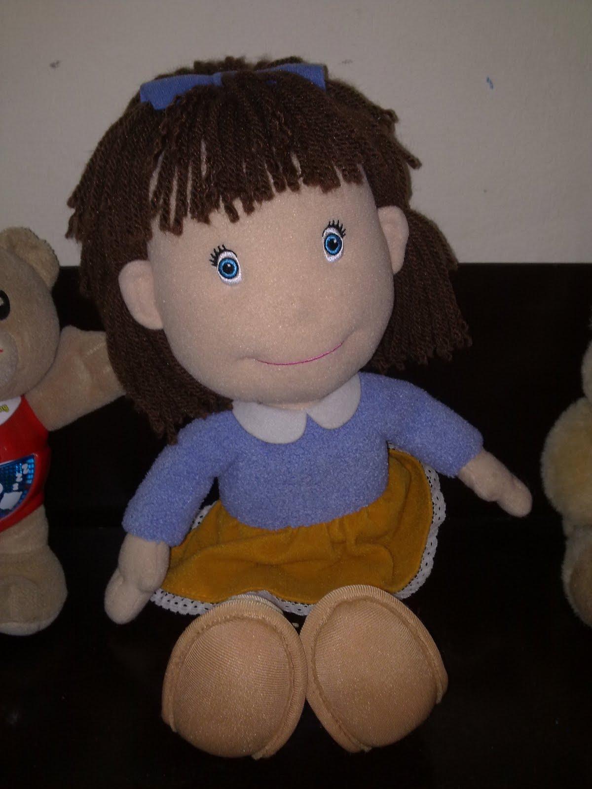 Twinklebibi The Magic Roundabout Florence Doll