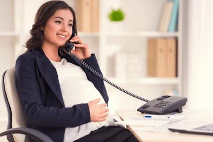 Kiat Sehat Bekerja Saat Hamil Agar Tetap Semangat Bekerja