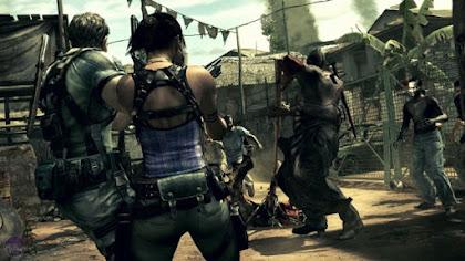 Download Resident Evil 6 Game PS 3 ISO/CSO/RAR