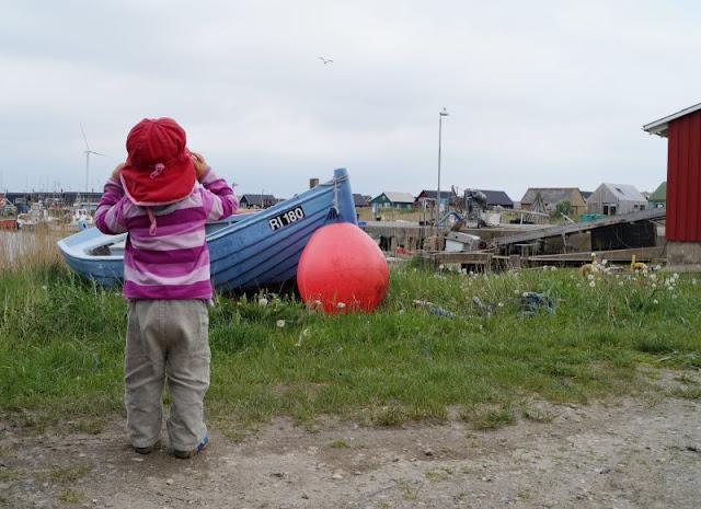 Rund um den Ringkøbing Fjord, Teil 1: Drei Badestellen und eine weiße Kirche. Touren und Ausflugsziele für Euren Dänemark-Urlaub!