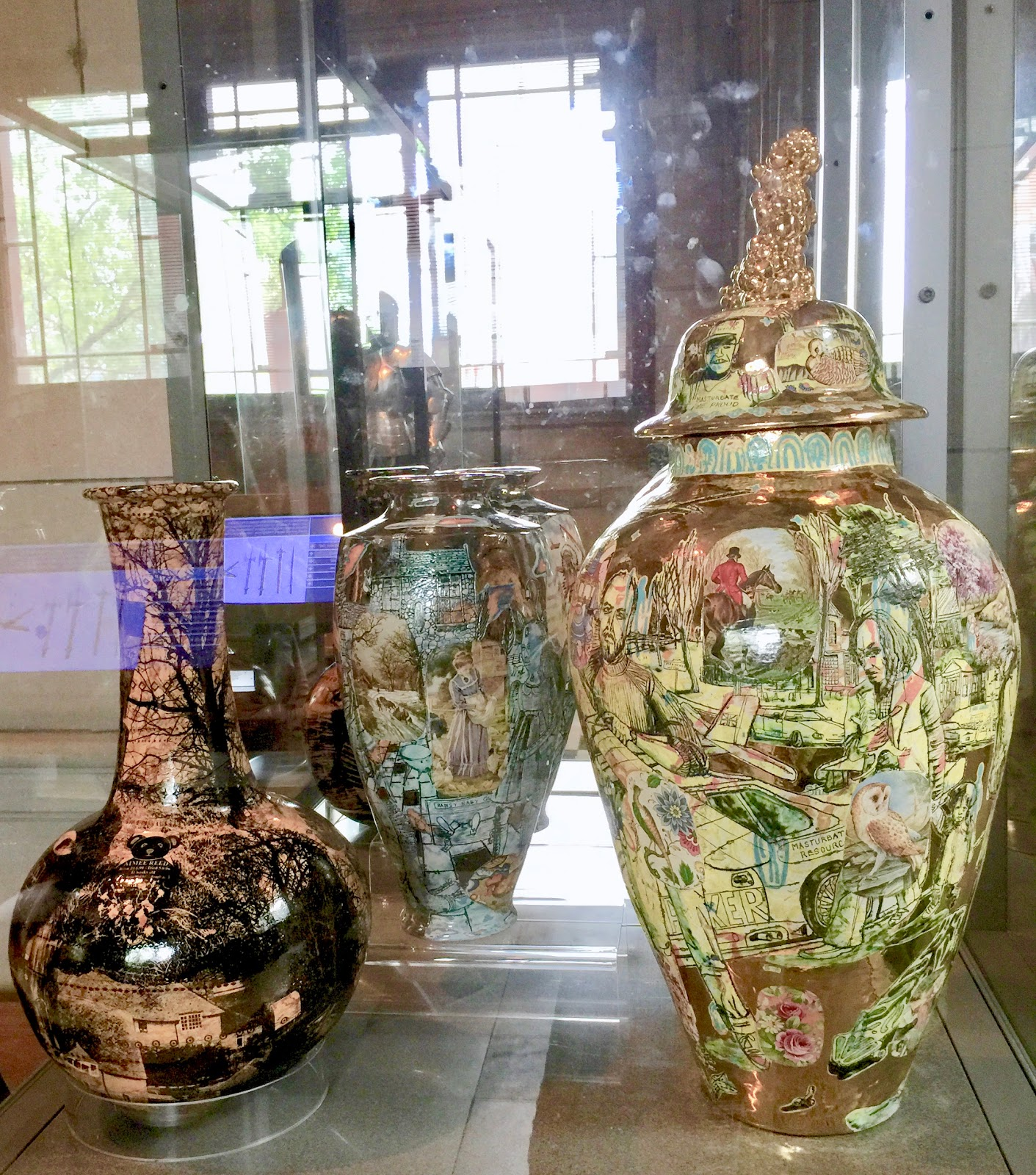 Mary mary quite contrary grayson perry pots in glasgow grayson perry pots in glasgow kelvingrove art gallery reviewsmspy