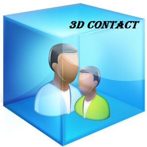 3D contact 2014