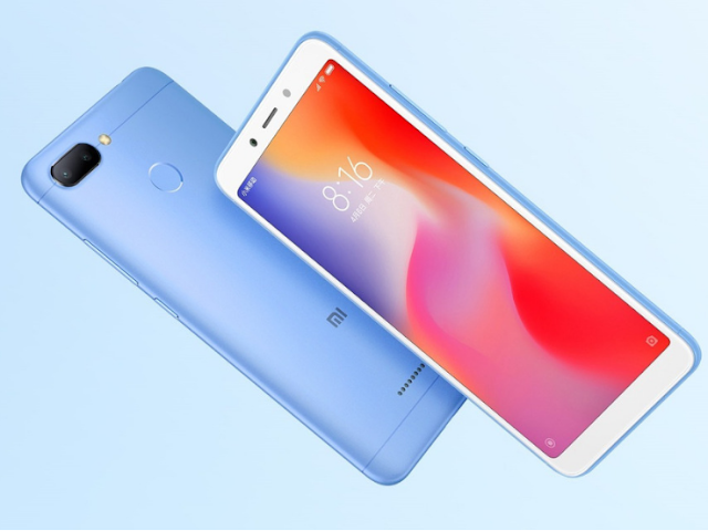Redmi 6A goes on first flash sale today