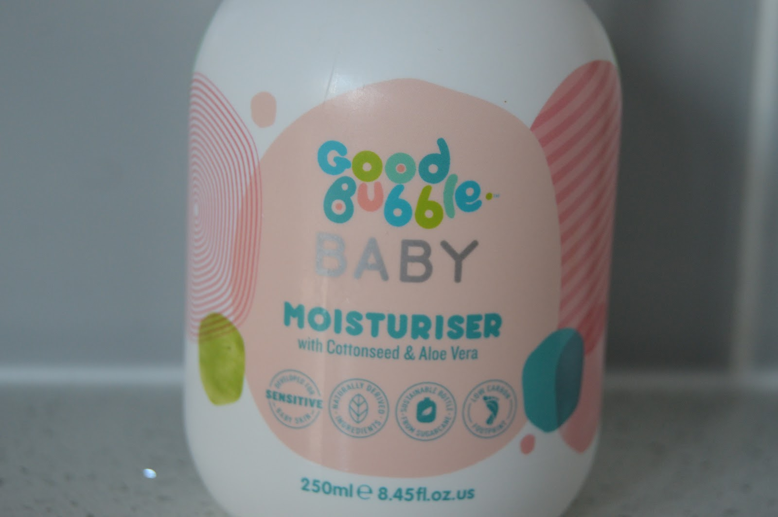 The Good Bubble Baby Range