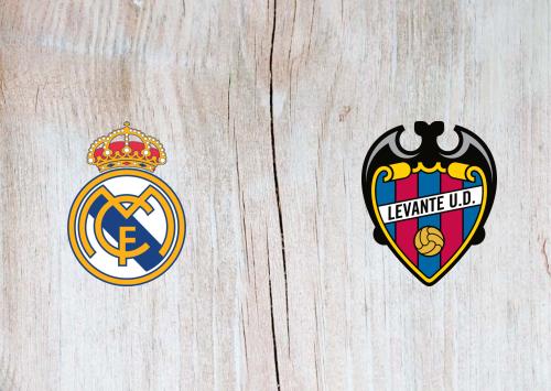 Real Madrid vs Levante Full Match & Highlights 14 September 2019