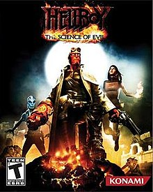Cheat Hellboy: The Science of Evil PSP PPSSPP