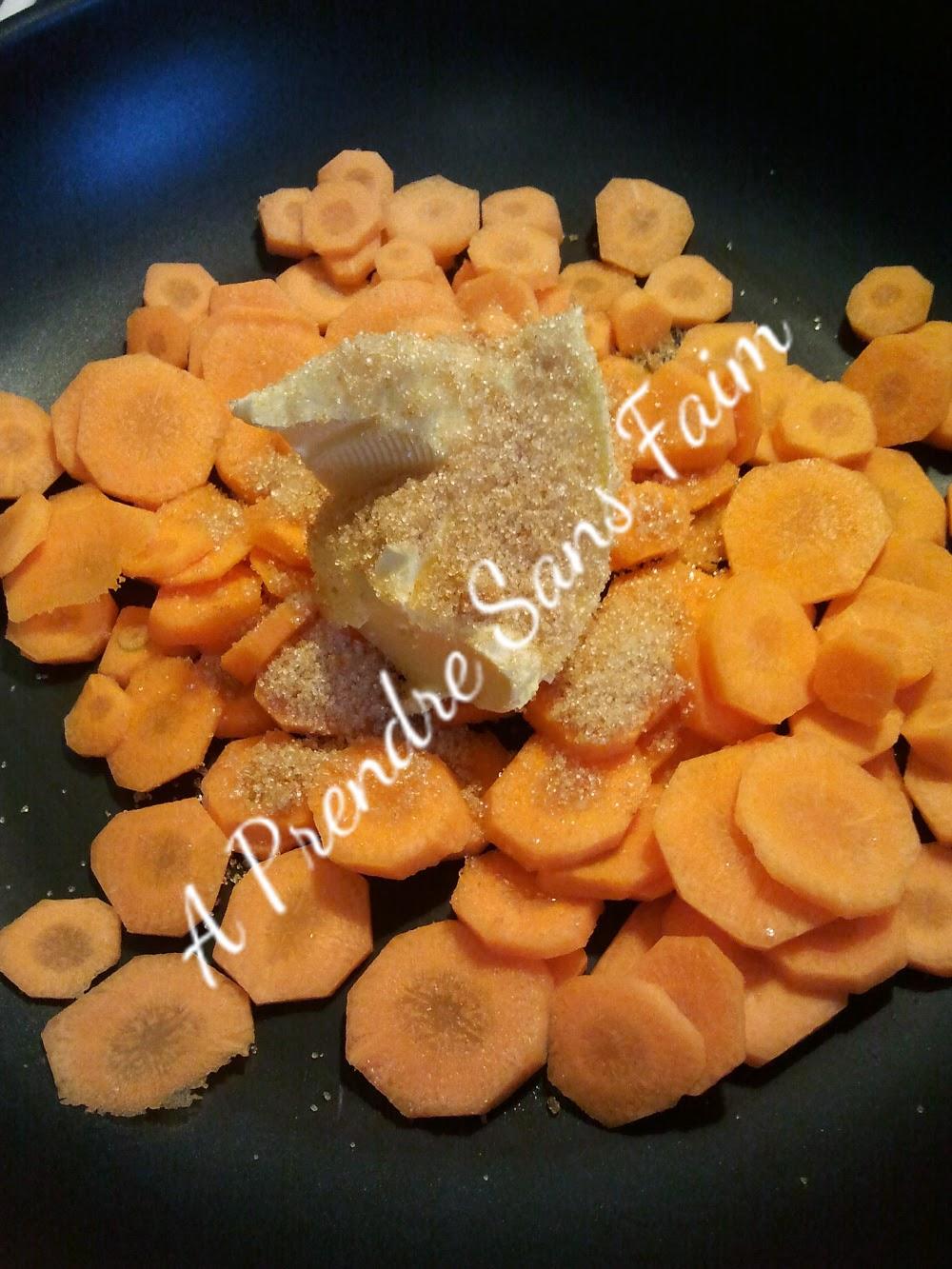 Tarte carottes, patates douces à la meringue au curcuma (pas à pas en photos)