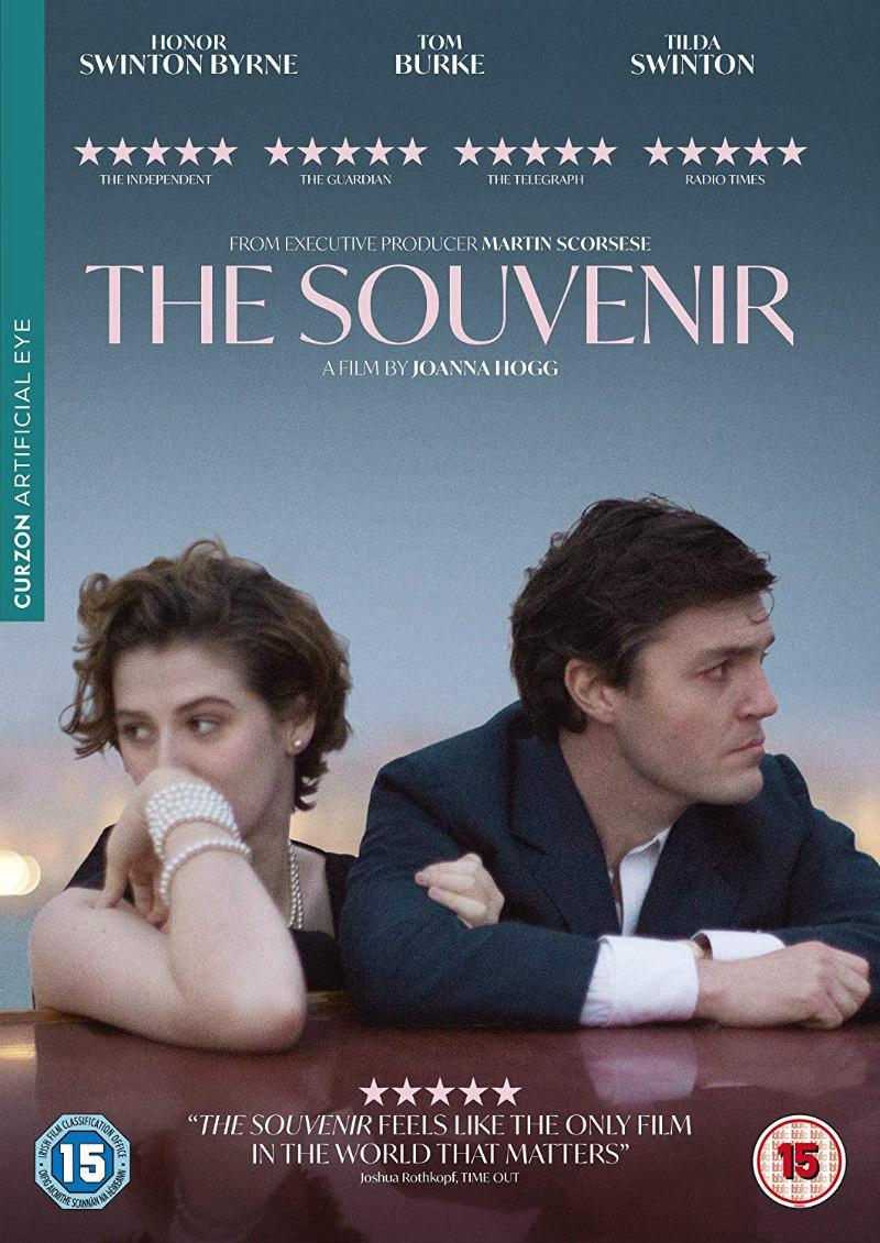 the souvenir dvd