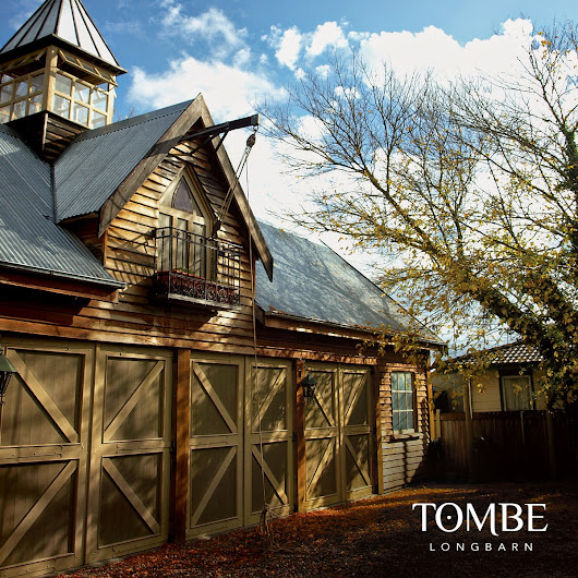 J.J.D.'s Reviews And Interviews Blog: Tombe - Longbarn