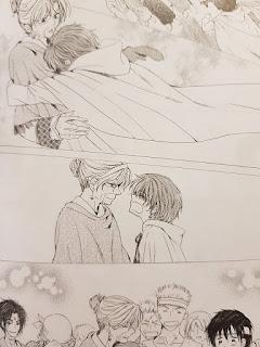 Yona Princesa del Amanecer vol.7, 8 y 9 de Mizuho Kusanagi