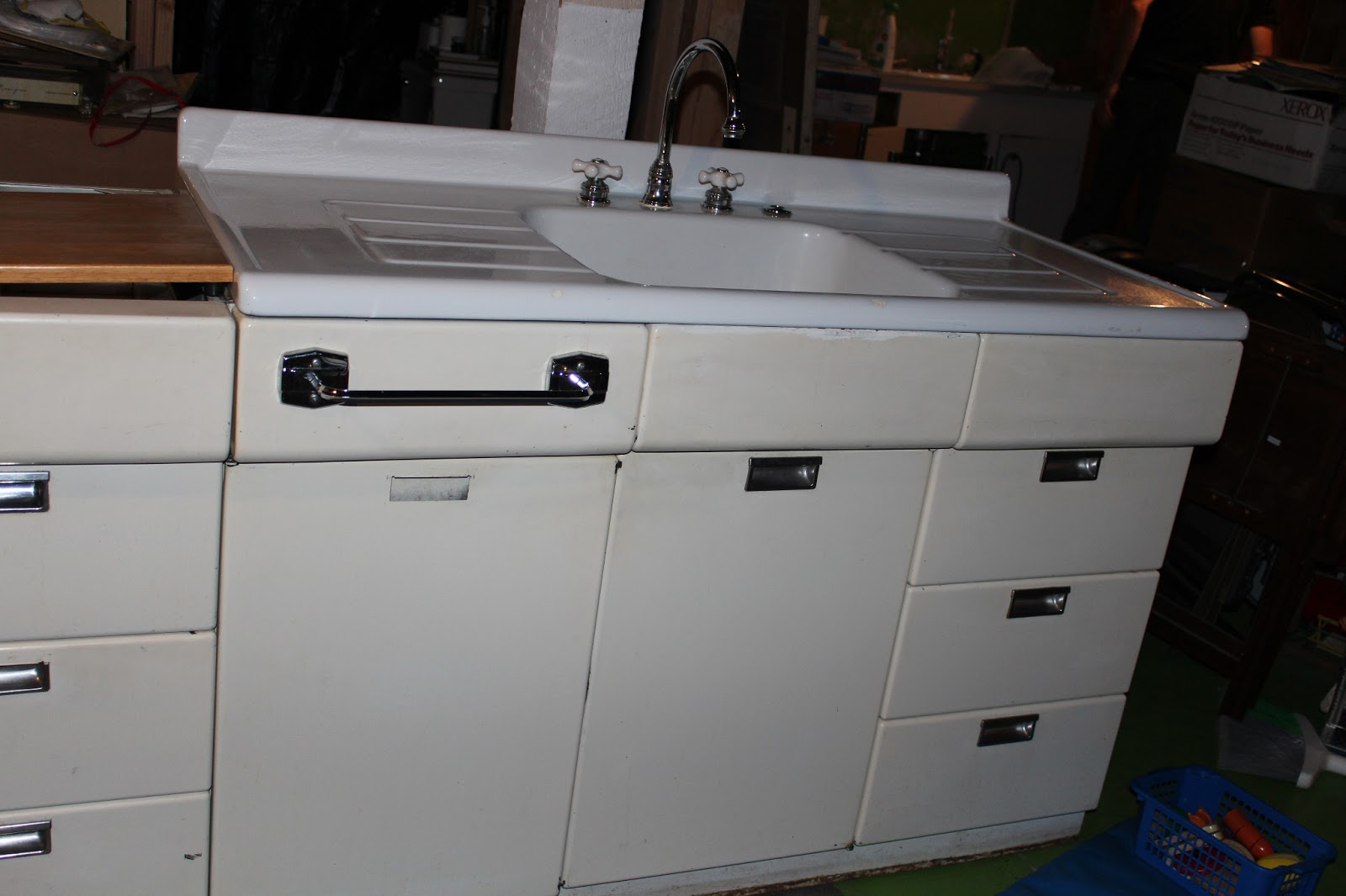 Metal Kitchen Cabinets For Sale Commercial Equipment Dallas Rose City Bungalow 1913 Calling All Vintage Lovers