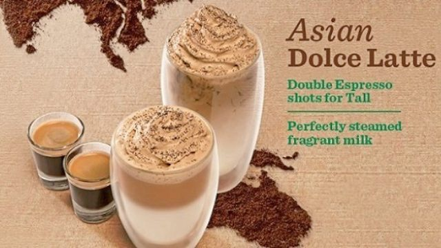 Asian Dolce Latte