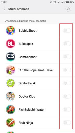 Cara Nonaktifkan Notifikasi Otomatis Semua Aplikasi Android HP Xiaomi