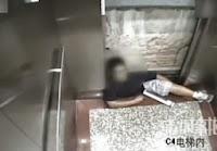 Üniversiteli Çinli Öğrenci Asansörde Böyle Can Verdi