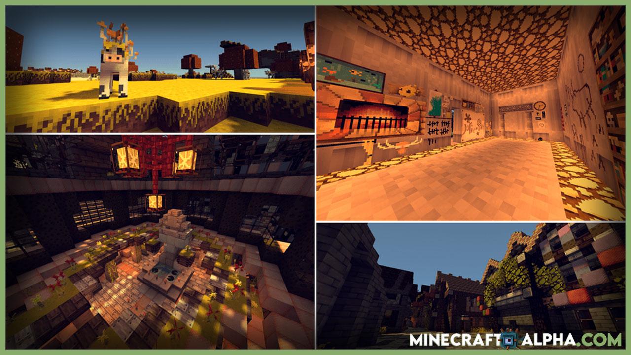 Minecraft Jolicraft Texture Pack 1.17