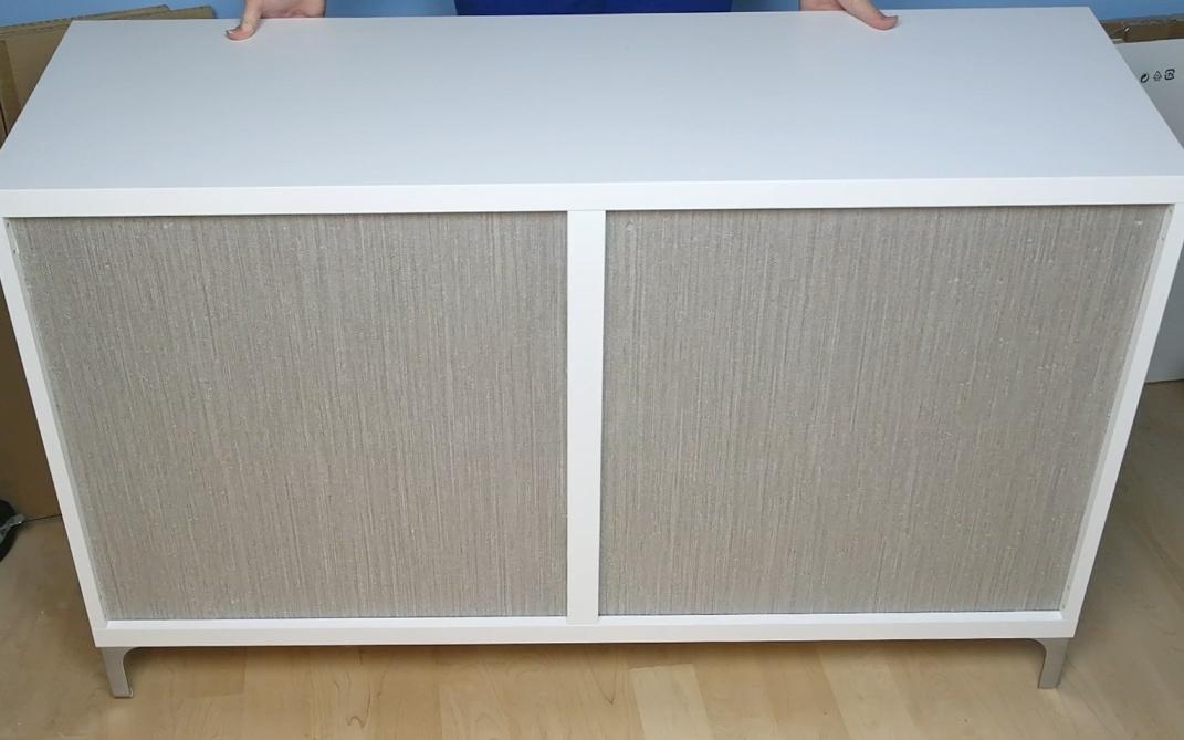Credenza Sospesa Ikea : Moduli besta ikea. elegant gallery of e nella stanza dei bambini