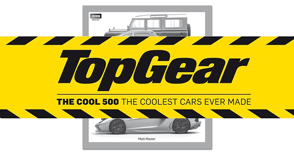 Top Gear: The Cool 500 – The Coolest Cars Ever Made