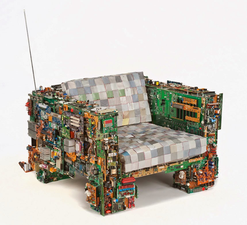 10-Binary-Armchair-Benjamin-Rollins-Caldwell-BRC-Designs-Recycled-Furniture-Sculptor-www-designstack-co