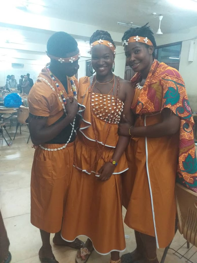 GIJ diploma 2 weekend students thrill audience with Kenyan traditional marriage at Creative Cave event, wins first place