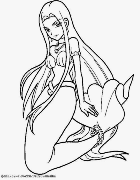 Mermaid coloring sheets free coloring sheet for Mermaid coloring pages online