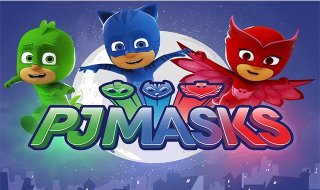 The PJ Masks Team