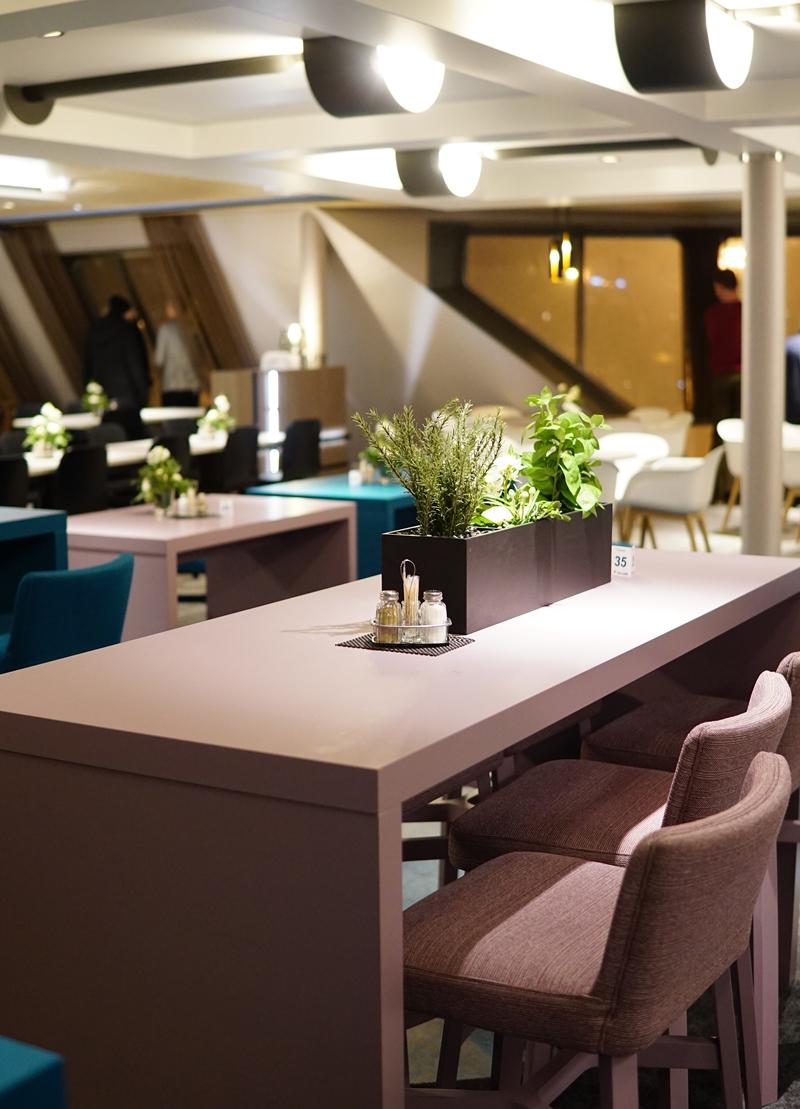 ravintola, laiva