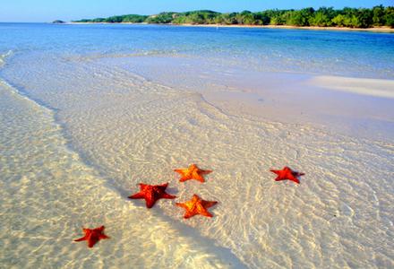 Pulau Pasir gosong belitung