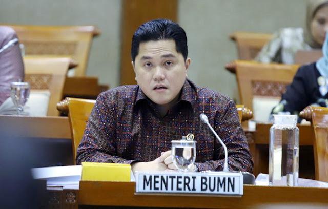 Erick Sebut Biaya Rawat Pasien Corona Setara Harga Mobil, Kang Tamil : Pedagang Jadi Menteri Ya Gitu!