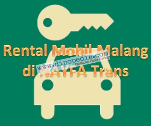 Ilustrasi Rental Mobil Malang di NAYFA Trans