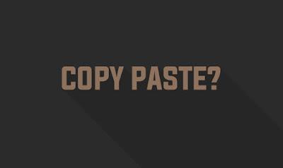 Cara Mencegah Copy Paste Pada Konten Blog