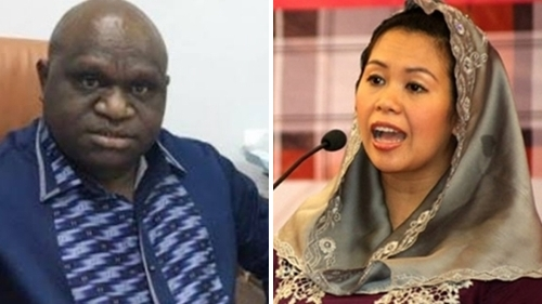 Yenny Wahid Mundur dari Jabatan Komisaris Garuda, Natalius Pigai: Sudah Mulai Kembali ke Jalan yang Benar