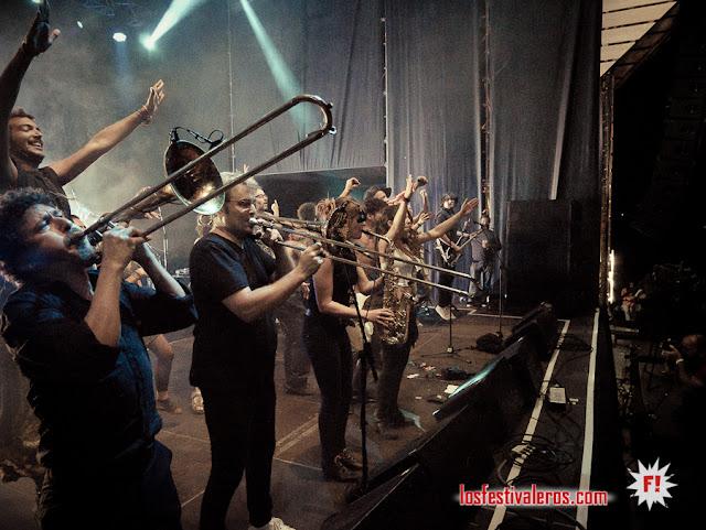 Shantel & Bucovina Club Orkestar / FMM Sines, Portugal, 2019