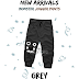 Jogger Monster (Gray)