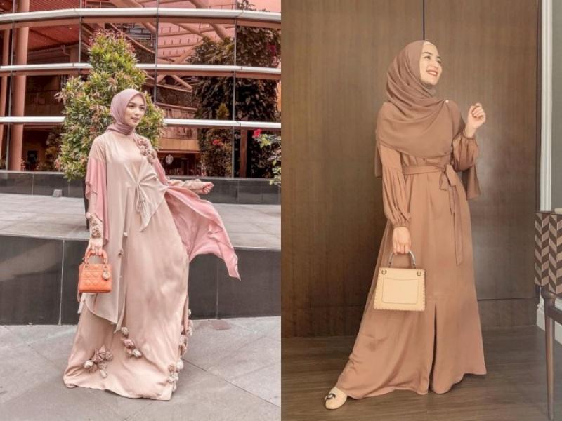 Style Dress Kondangan Muslim yang Bisa Dicoba
