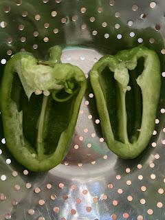 moestuin paprika binnenkant