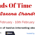 Blog Tour: Sands Of Time  by  Neelam Saxena