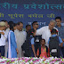 रायपुर - शिक्षा, स्वास्थ्य और रोजगार सरकार की प्राथमिकता- मुख्यमंत्री भूपेश बघेल