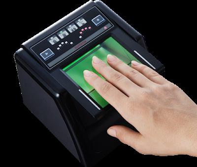 Escáner online RealScan-G10 de Suprema