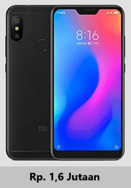 Harga dan Spesifikasi Xiaomi Mi A2 Lite