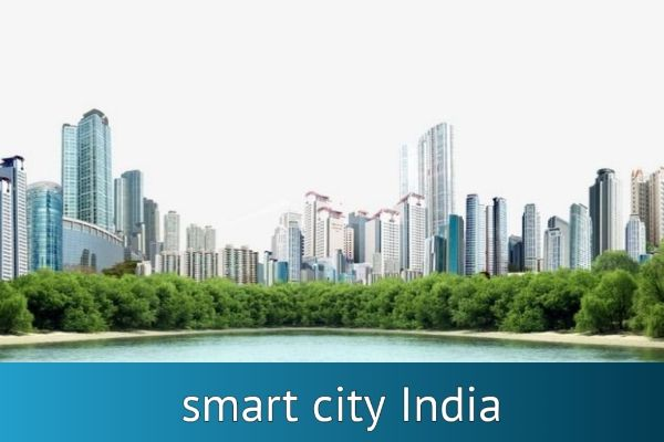 what is smart city in india