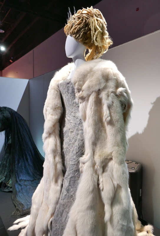White Witch costume Narnia Lion Witch Wardrobe