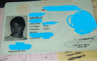 Voter's ID