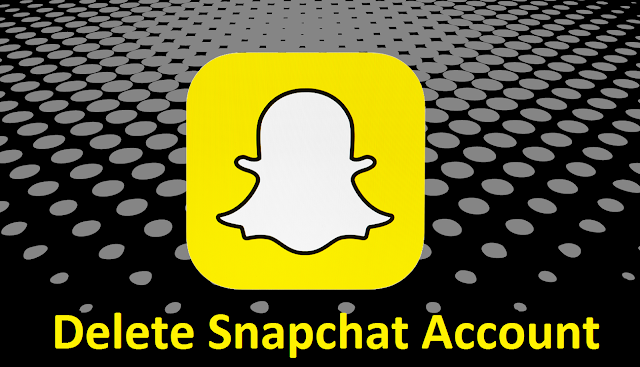 how to delete your snapchat