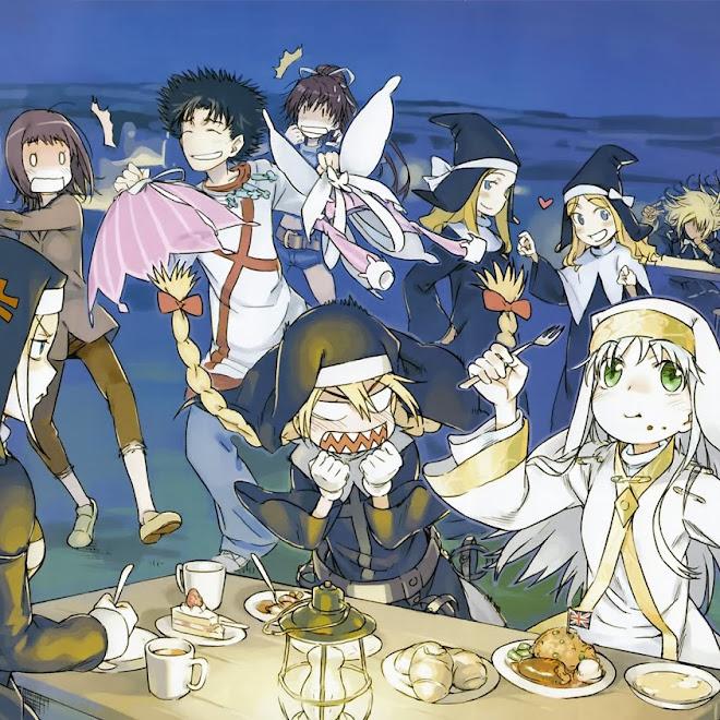 """Nueva serie de Light Novels para """"to aru majutsu no index"""" en 2020"""